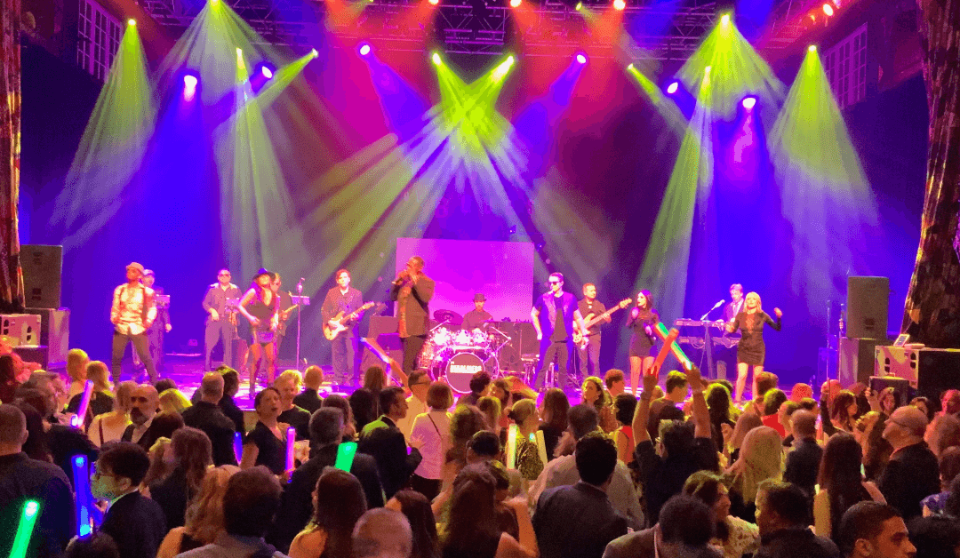 Why A Live Band For Your Corporate Event is a Must!